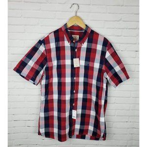 Brooks Brothers Plaid Button Down NWT